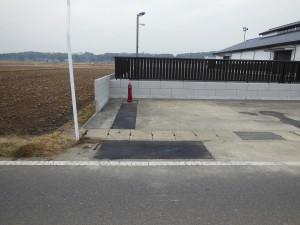 相馬地区消火栓設置工事1工区(坪田地内)